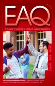 EAQ August 2020 Cover